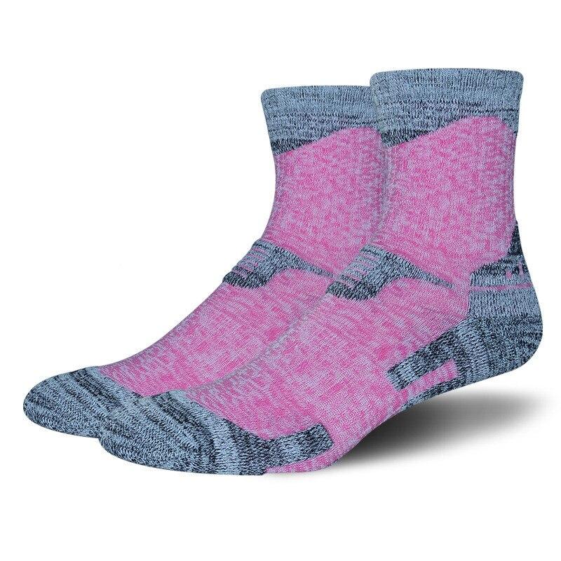 R-Бао 2 пары/партия зимние Термальность лыжный Носки для девочек Для мужчин из хлопка и спандекса спорт Сноуборд Носки для девочек носки терм...