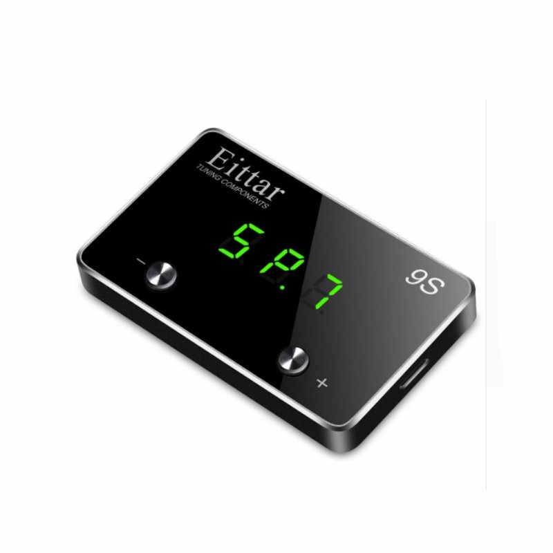 自動電子スロットル制御装置車のガスペダルブースターペダル司令官の車スタイリング日産エルグランド E51 2002.5 〜 2010.7