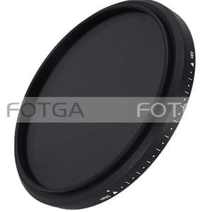 Image 2 - FOTGA Slim Fader Variable Adjustable Variable ND filter ND2 to ND400 43~86mm 52 58 67 72 77 mm