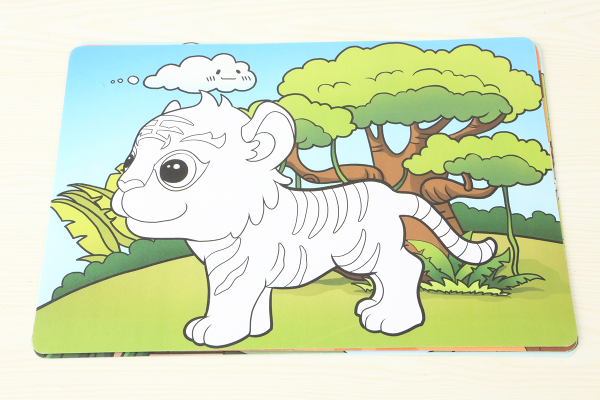 kindergarten coloring book - Color Books For Kindergarten