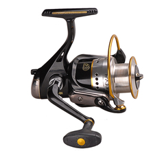 RYOBI 100% Original Japan Warrior(ECUSIMA)Spinning Fishing Reel 6+1BB/5.0:1 Molinete Para Pesca Spinning Reel Moulinet Peche