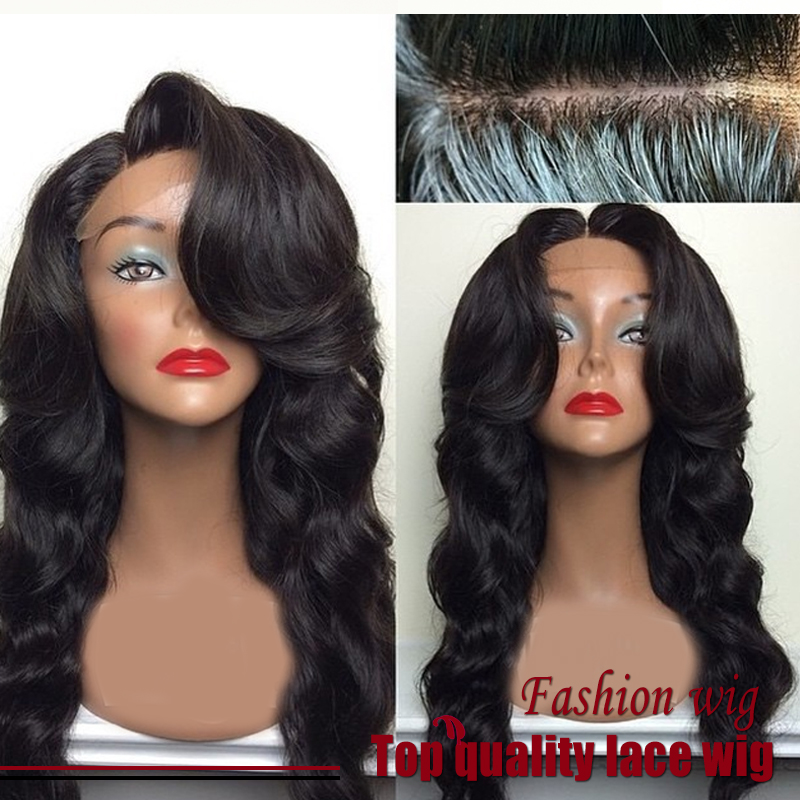 Cheap 7a brazilian synthetic hair heat resistant fiber wigs for cheap 7a brazilian synthetic hair heat resistant fiber wigs for black women deep wave side bangs with baby hair full head wigs on aliexpress alibaba urmus Gallery