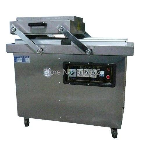 Machine de conditionnement sous vide à deux chambres de DZ-600-2SC, scellant sous vide