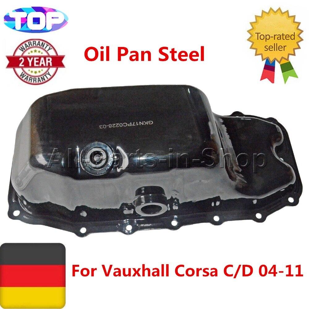 Ford Transit Mk6 2000-2006 2 Diesel Steel Engine Oil Sump Pan