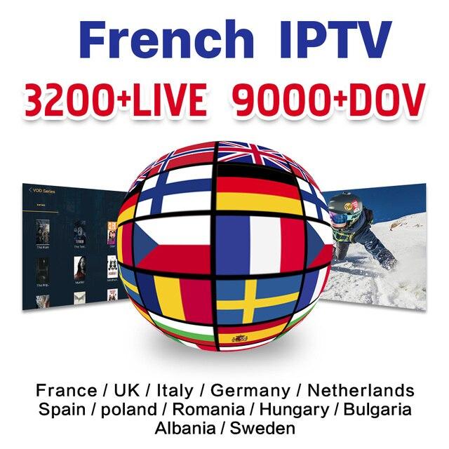 FaKaFHDTV עבור אנדרואיד IPTV Ex יו פורטוגל פולין איטליה IPTV מנוי צרפת בריטניה גרמניה ספרד רומניה IPTV קוד איטלקי IP טלוויזיה
