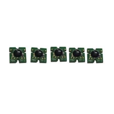 Generic Permanent Chip for Epson SureColor T3000 / T5000 T7000 Refilling Cartridge - 5pcs/set (KCMY MK)