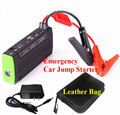 Emergency 9900mAh Car Jump Starter PortableMini 12V Car Battery Booster Starter 2A Phone Laptop Power Bank LED Lights  Free Ship