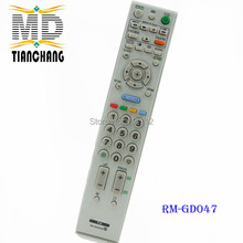 Free Shipping telecomando Universal Remote Control For RM-GD004W LCD LED HDTV Television Genuine