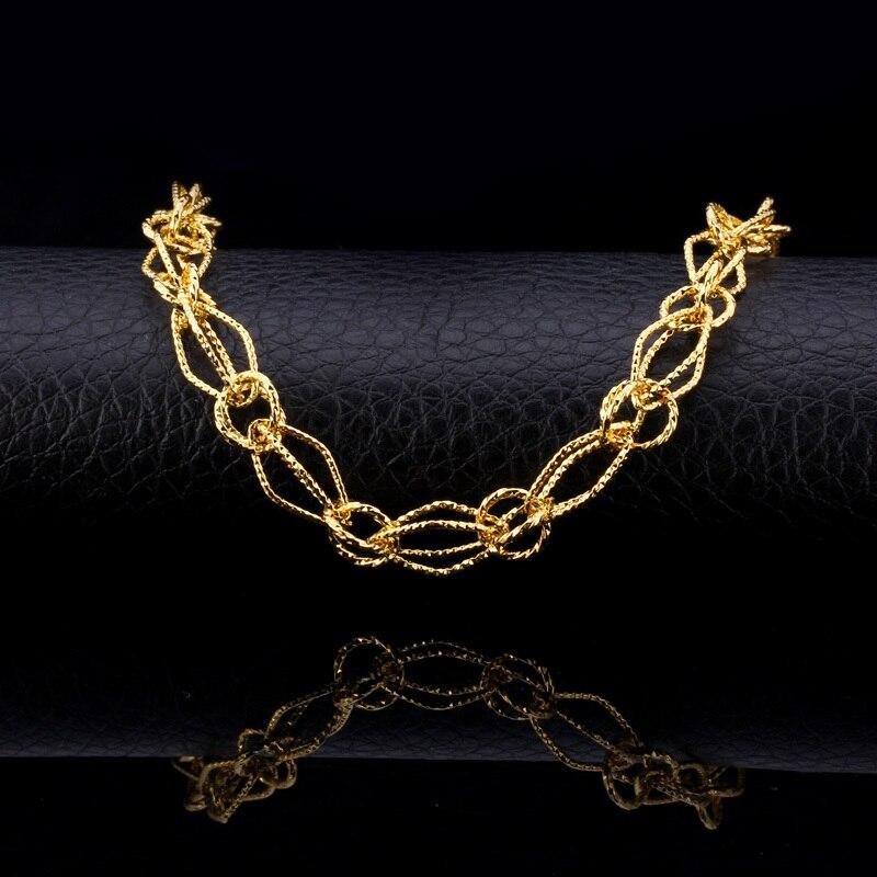Collare Trendy Bracelet For Women/Men Jewelry Fashion Gift Gold ...