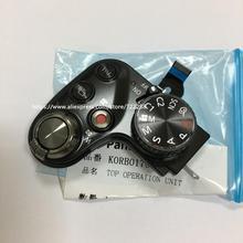 Panasonic Lumix DMC FZ200 Multi Taste Schalter Einheit Top Abdeckung Bedienung Panel Neue