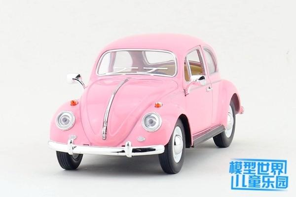 1 Unid 17 Cm Kinsmart Aleacion Modelo Coche Juguetes 1 24 Volkswagen