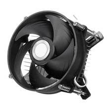 Aluminio LLEVÓ Disipador de Calor Más Fresco de Enfriamiento Del Ventilador LED Disipador De Calor de 30 W 50 W 100 W de Alta Potencia Bombilla lámpara DC12V