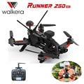 Новый Walkera 250 PRO GPS Drone RC Quadcopter Гонщик 800TVL 1080 P HD Камера OSD FPV ДЕВО 7 Transmtter Goggle 4 Гонки