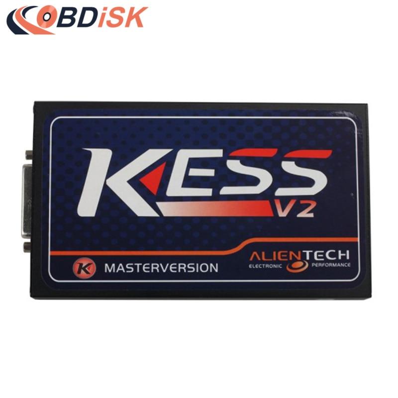 imágenes para KESS V2 ECU Chip Tuning V2.28 FW V3.099 Maestro Versión OBD Tuning Kit No Token Limitación