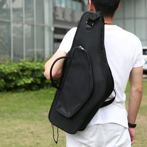 Image 4 - Universal Altoแซ็กโซโฟนกันน้ำOxfordผ้ากระเป๋าเป้สะพายหลังกระเป๋าถือกันกระแทกปกป้องแซ็กโซโฟน