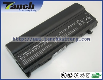 Laptop batteries for TOSHIBA PA3465U-1BRS Satellite A85 A135-S4527 A135-S4487 A105-S2071 M55-S139,A135-S4437 11.1V 12 cell