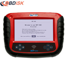 2017 New SKP1000 Tablet Auto Key Programmer No Tokens for All Locksmiths Perfectly Replace SKP900 DHL Free Shipping