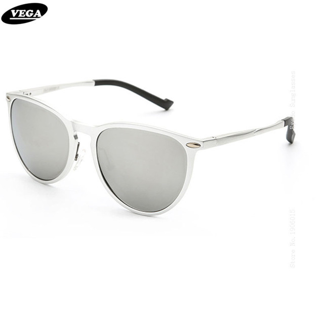 5e5ec11a89 VEGA Aluminum Magnesium Alloy Frame HD Vision Lenses Best Wrap Around  Sunglasses Polarized Latest Novelty Sunglass