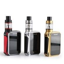 G-priv 220 w e-cigarrillo smok kit vape con gpriv pantalla táctil 220 cuadro Mod y 5 ml Atomizador Tanque Vaprozier TFV8 Bebé Grande G priv