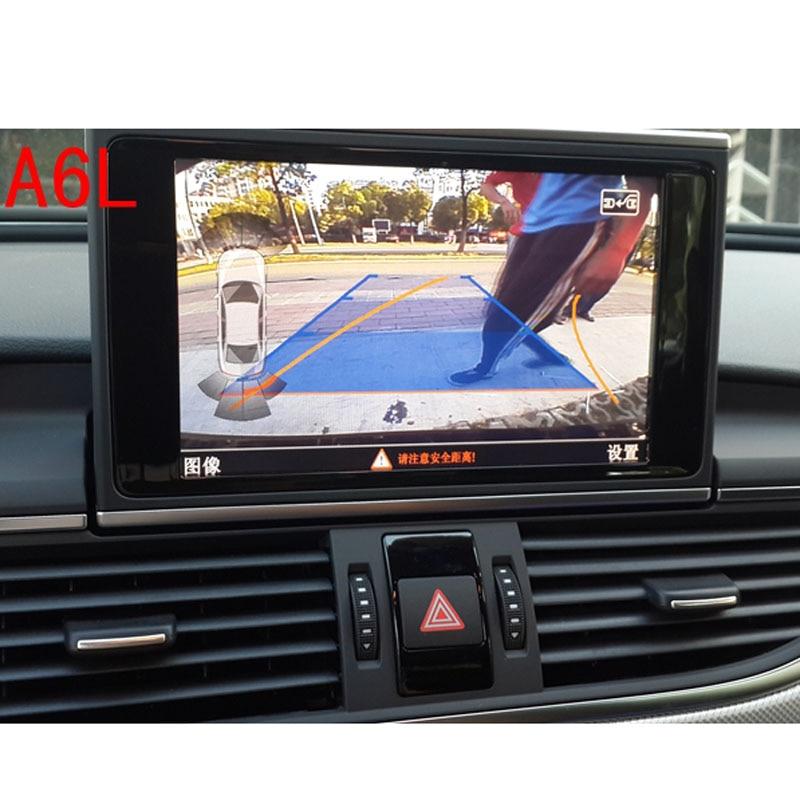 Including Backup Camera ! Car Video Interface For AUDI 3G MMI / 3G+ MMI A1 Q3 A4 Q5 A5 A6 Q7 A8