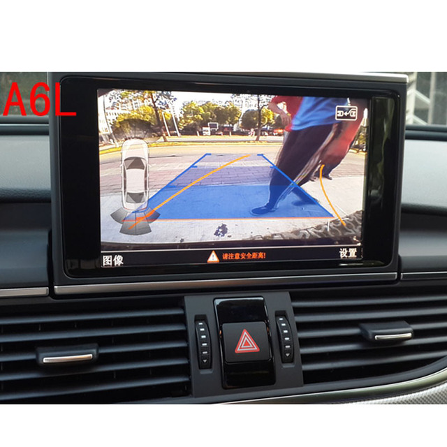 US $228 0 |Including Backup Camera ! Car Video Interface For AUDI 3G MMI /  3G+ MMI A1 Q3 A4 Q5 A5 A6 Q7 A8-in Vehicle Camera from Automobiles &
