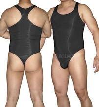Collant collant para homens, collant collant de nylon com corte alto e costas de corrida g3282, seda e macio
