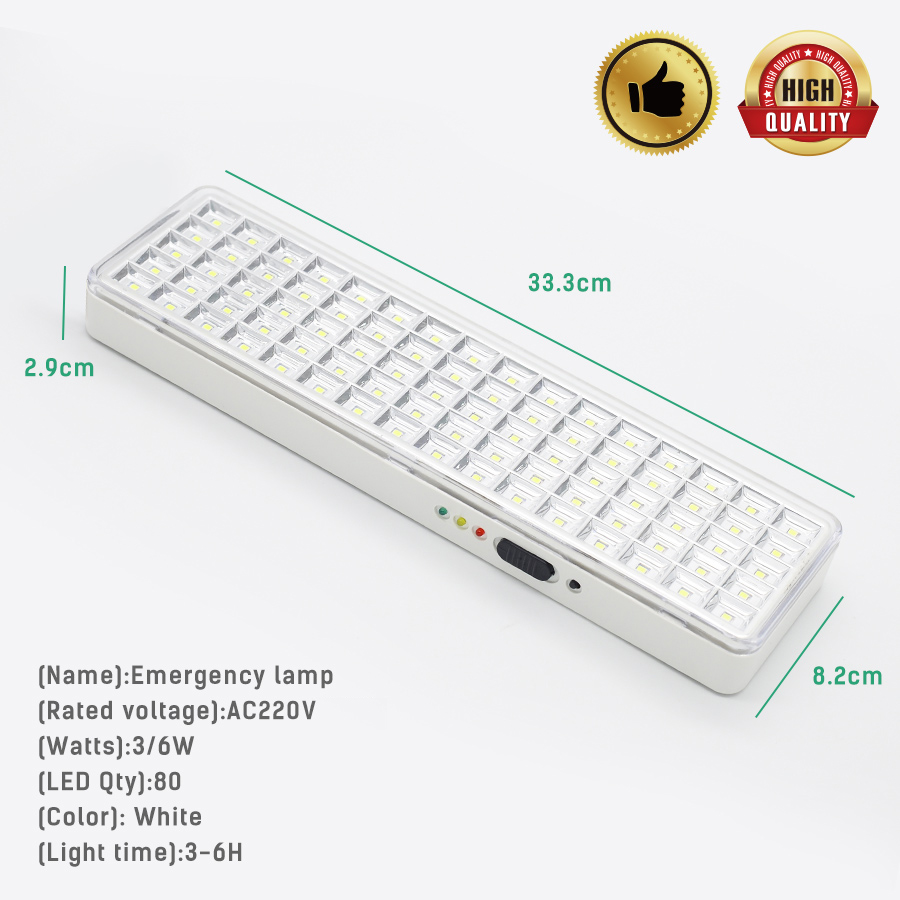 Multifunctional Outdoor Camping Light Emergency Lamp 6W Easy Carry Hook Led Portable Lights Dimmable Home Emergency Lighting in Portable Lanterns from Lights Lighting