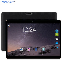 10 inch Tablet PC Octa Core 4GB RAM 32GB ROM 5.0MP Android 8.0 GPS 1280*800 IPS Dual SIM Cards 3G WCDMA GPS Tablets PC+32gbtf
