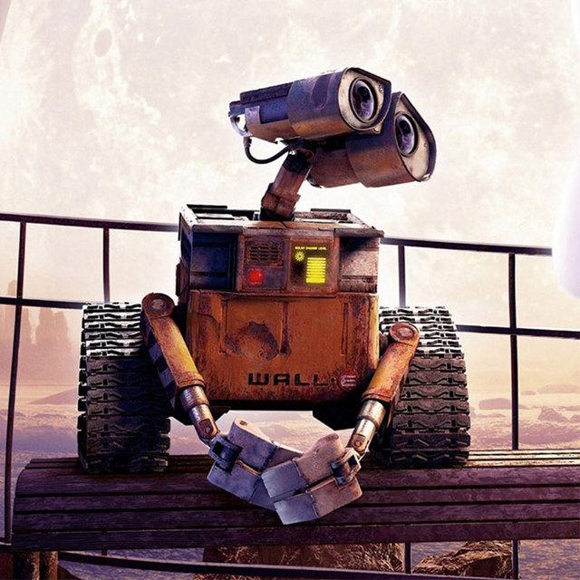 687 unids envío libre 2017 Nuevo Lepin 16003 Idea Robot WALL E Kits de Construcción Ladrillos Bloques Compatible con 21303