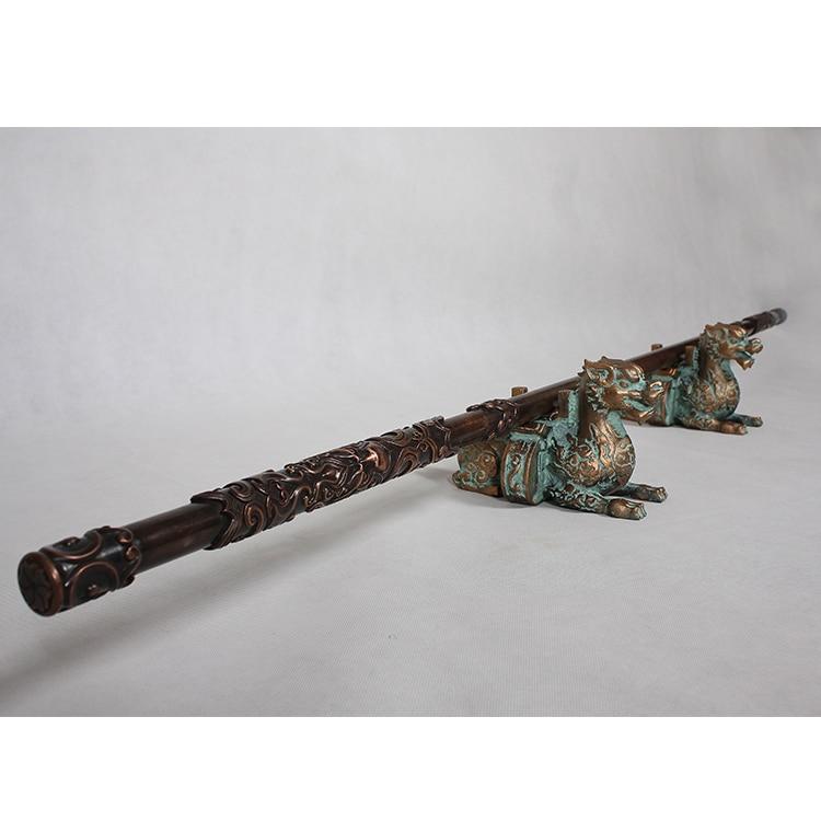 """""""Macaco rei está de volta"""" metal ouro hoop vara armas todos feitos à mão modelo adulto ornamentos longa vara coleção para decoração casa"""