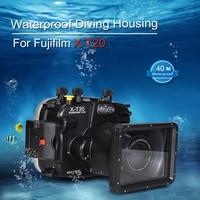 Mcoplus XT20 водонепроницаемый футляр для подводных съемок футляр для fuji фильм fuji XT20 X T20 Камера