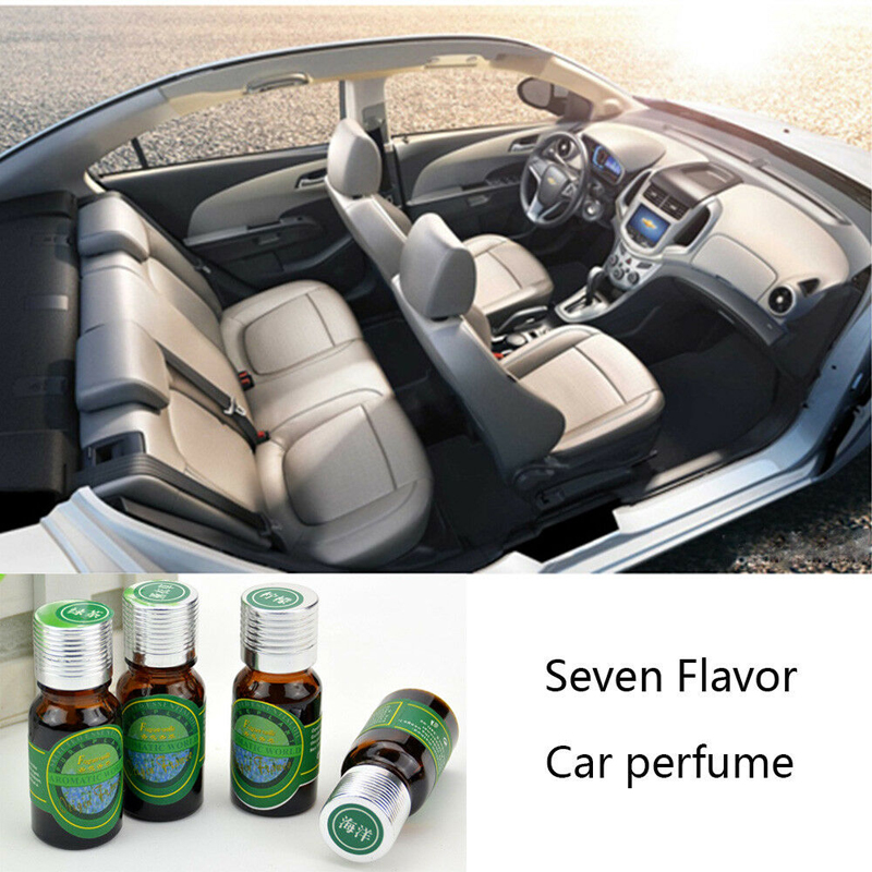 Image 2 - 50ml Car Air Freshener Multi flavor Liquid Perfume Smell Odor Refill For Automobile Interior Freshener Essential Oil Replacement-in Air Freshener from Automobiles & Motorcycles