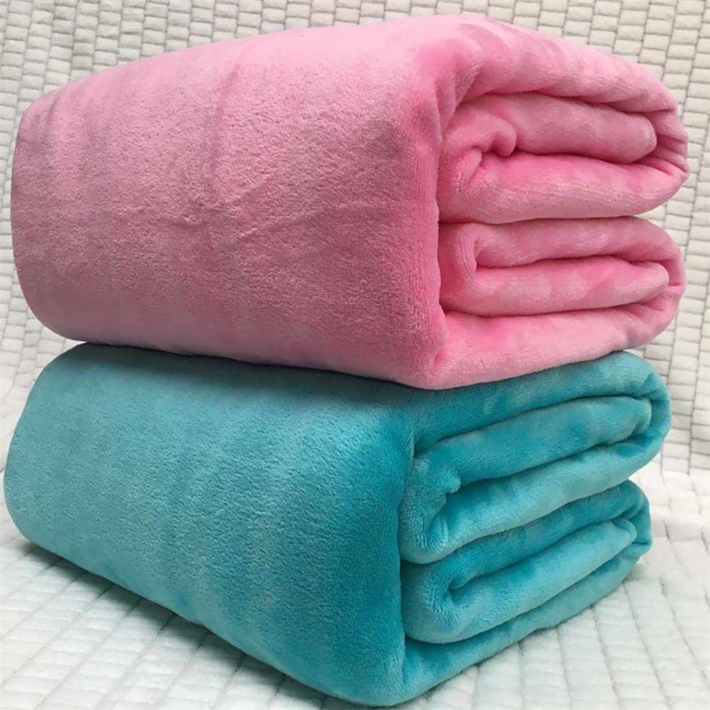 Мягкое фланелевое одеяло для девочек, детское одеяло на кровать диван, Фланелевое флисовое покрывало для дивана, зимняя простыня