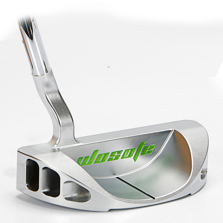Image 2 - NEW golf clubs putter men steel shaft silver 33 34 35inch X1 X2 X3  three paragraph is available for choose freeshipping-in Golf Clubs from Sports & Entertainment