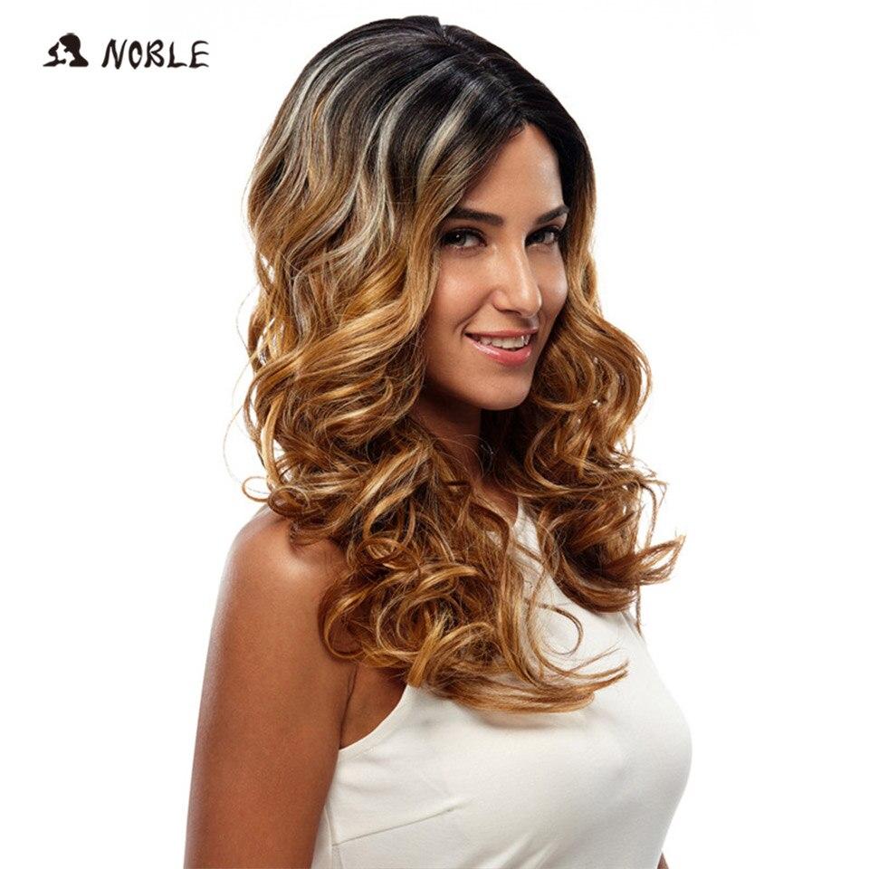 Ευγενείς Περούκες Για Μαύρες - Συνθετικά μαλλιά - Φωτογραφία 2