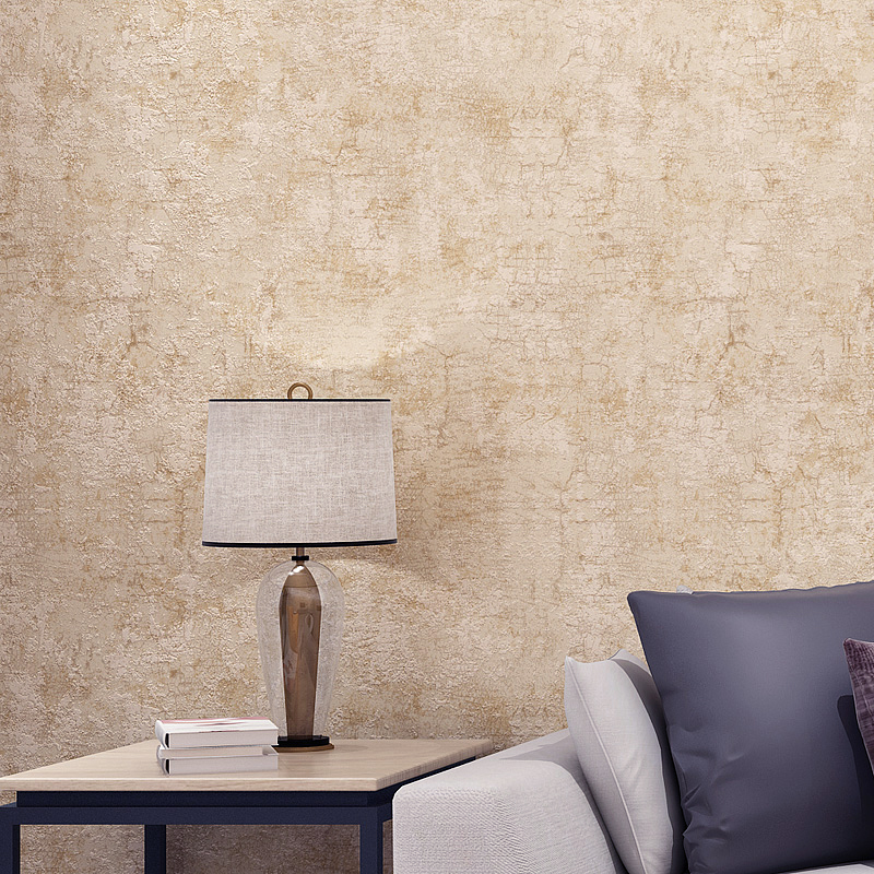 US $18.53 31% OFF|Papel De Parede Bedroom Vintage Wallpaper Solid Non Woven  Wall Paper Background for Living Room Home Decoration-in Wallpapers from ...