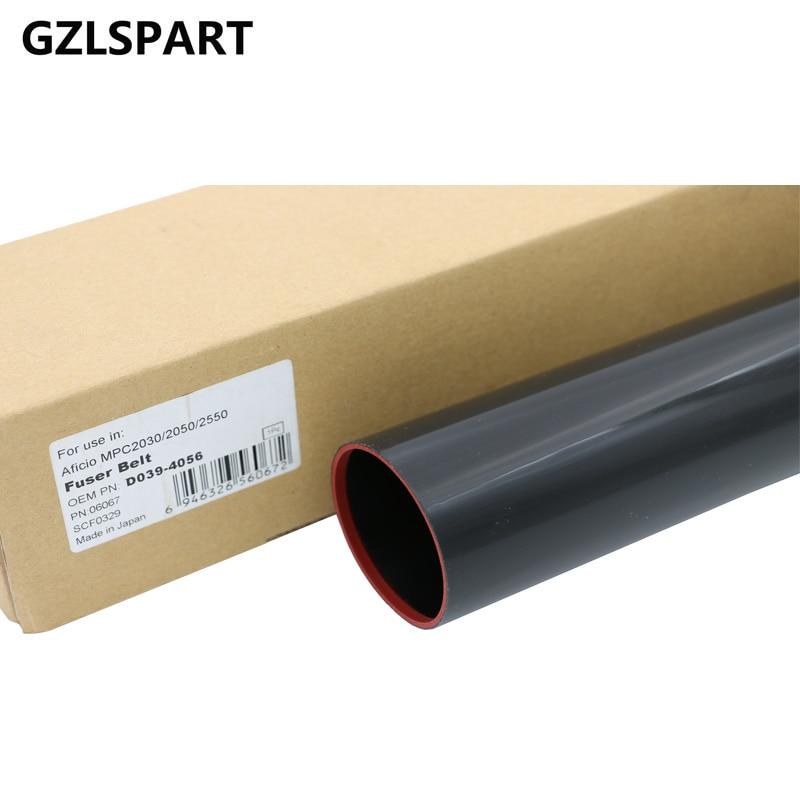 D039-4056 metal fuser film for Ricoh Aficio MP C2030 C2010 C2050 C2051 C2550C 2530 Japan