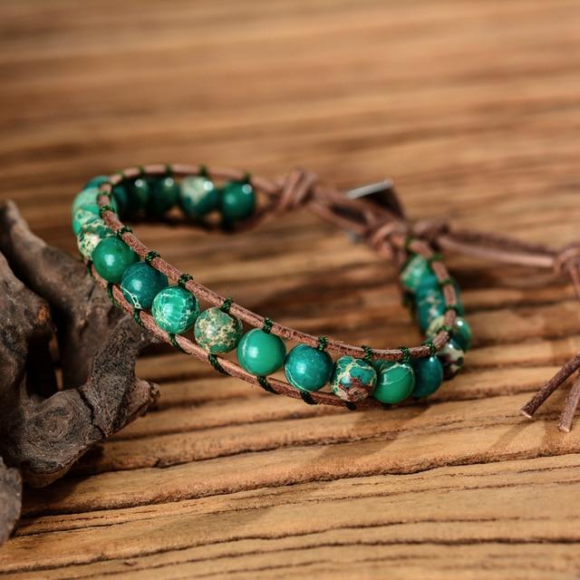 Bracelet Harpo Turquoise