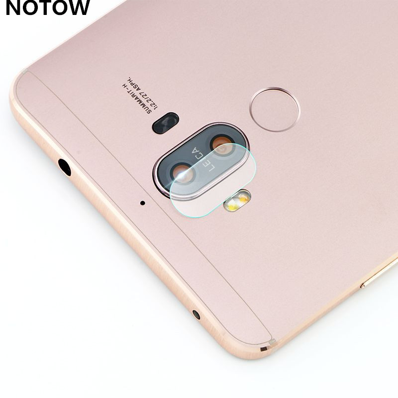 NOTOW 1x 3x 5x 7H flexible Rear Camera Lens Tempered Glass Film Protector Case For Huawei Mate 9 / 9 Pro/Porsche Design Mate 9
