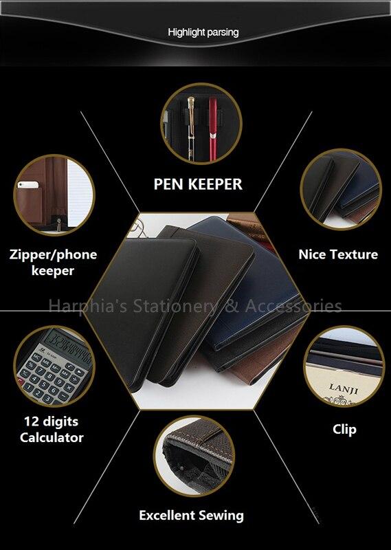 Pasta de Arquivo bolsa portfilio com calculadora fpdb-420 Novelty Fuction : With Calculater And Clip