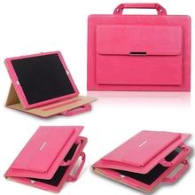 Fashion Women PU Leather Case For iPad Air 2 ipad 5 6 9.7 inch Handbag Prortable Bag for mini 1 3 7.9 Tablet Cover