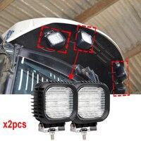 5 Inch 48W 12V 24V LED Work Light Spot Flood LED Offroad Light Lamp Worklight For