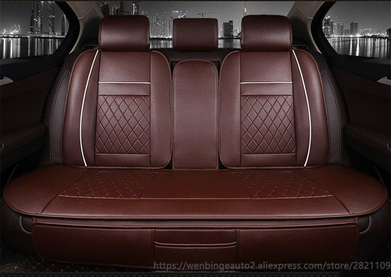 Только заднего сиденья чехлы для Chevrolet Cruze Captiva Trax LOVA паруса авто аксессуары Тюнинг автомобилей авто наклейки