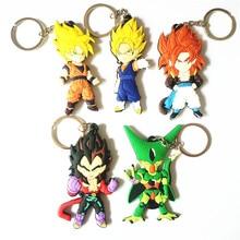 Dragon Ball Z Figures Keychains Pendants – (9 types)