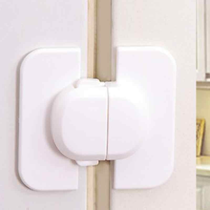 Multi-function safety lock security Child Infant Baby Kids Fridge Drawer Door Cabinet Cupboard Security Toddler Safety Locks
