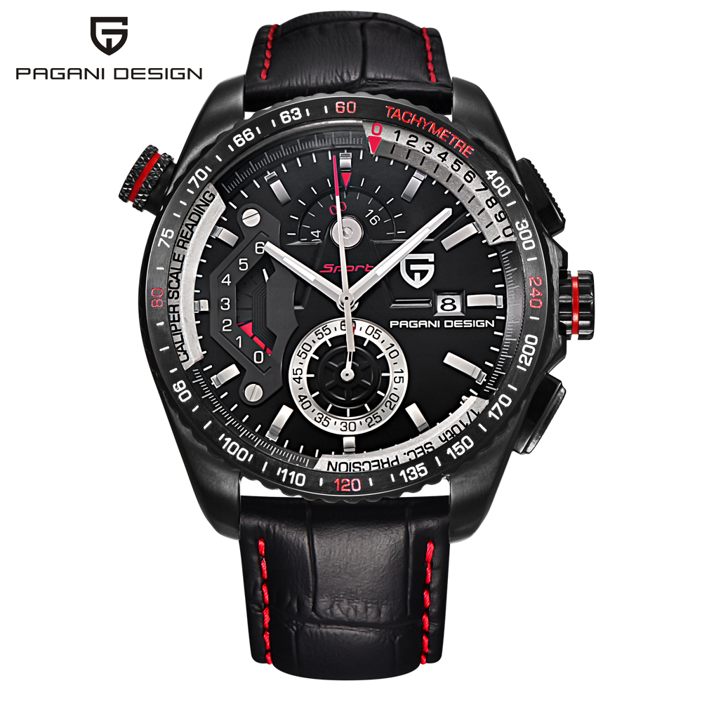 Fashion Chronograph Sport Mens Watches Top Brand Luxury