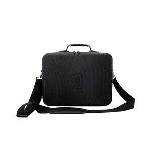 Image 2 - Controle Remoto inteligente com Tela & drone & maleta bolsa de ombro bolsa de saco de Peças De Reposição para DJI bateria Mavic 2 pro zoom