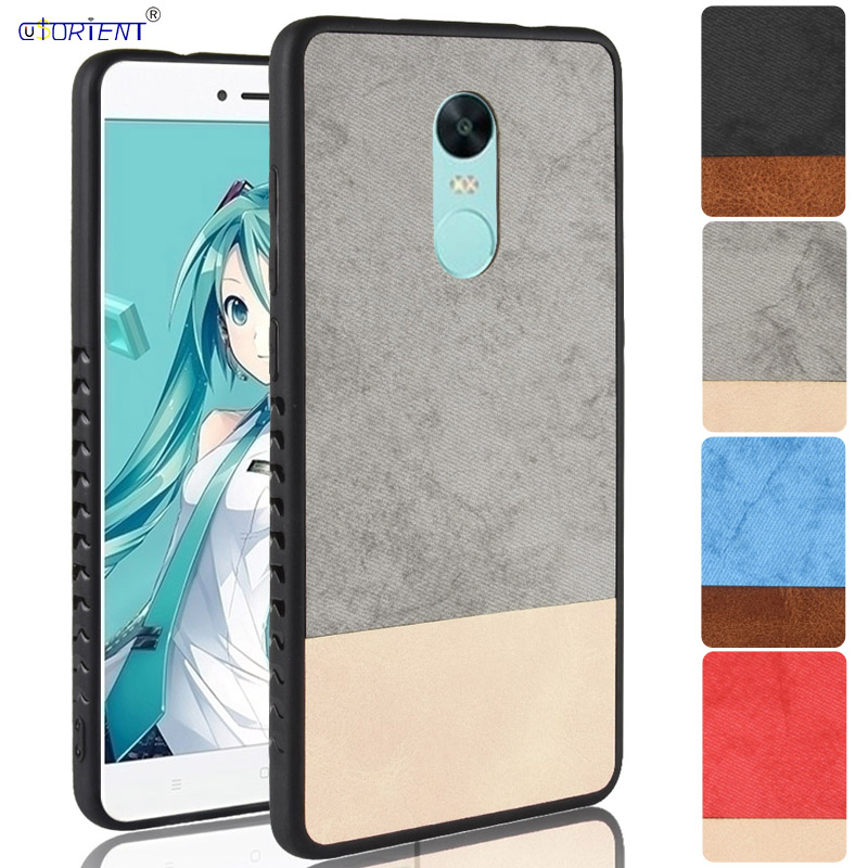 Stitching Case for <font><b>Xiaomi</b></font> <font><b>Redmi</b></font> <font><b>Note</b></font> <font><b>4X</b></font> <font><b>3/32</b></font> X4 Fitted Case Phone Cover for Xiomi <font><b>Redmi</b></font> <font><b>Note</b></font> 4 Note4 Global Version Bumper Cases image