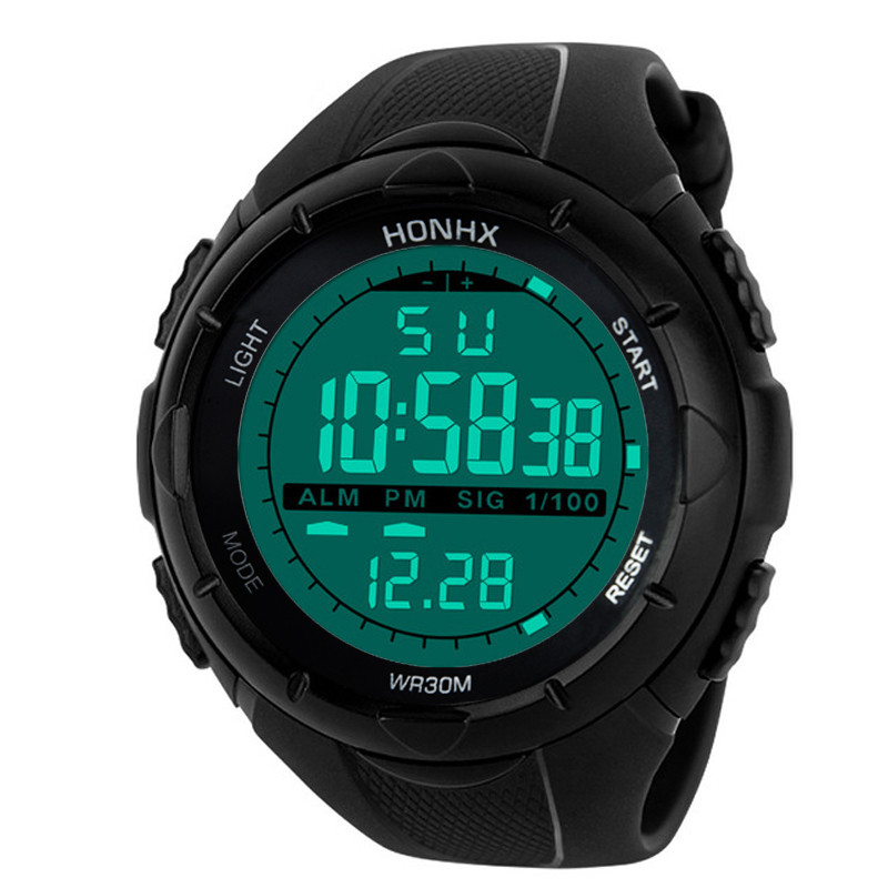 Watch Boys Kids Alarm-Date Digital Girls Waterproof Silicone Hot Casual LED Sport