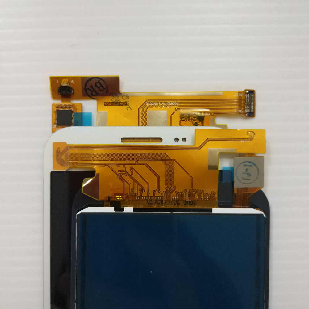 Retroiluminación ajustable para Samsung Galaxy J2 j200 2015 SM-J200F J200G J200H J200M J200Y pantalla LCD + pantalla táctil de la Asamblea